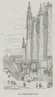 La Sainte-Chapelle, ryc. XV