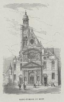 Saint-Étienne du Mont, ryc. XVI