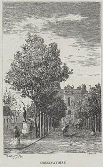 Observatoire, ryc. XIX
