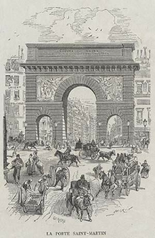 La Porte Saint-Martin, ryc. XXVI