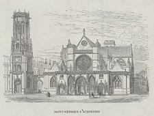 Saint-Germain l'Auxerrois, ryc. XXVII
