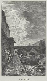 Pont Marie, ryc. XXXVIII