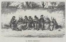 La Petite Provence, ryc. XLIX