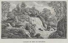Cascade du Bois de Boulogne, ryc. LI