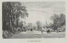 Le Parc Monceaux, ryc. LVIX