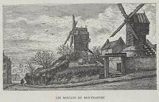 Les moulins de Montmartre, ryc. LXXIII