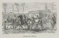 Marché aux chevaux, ryc. LXXV