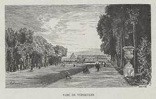 Parc de Versailles, ryc. LXXVII