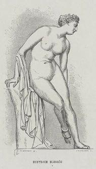 Eurydice blessée, ryc. LXXXVI