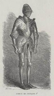 Armure de François Ier, ryc. LXXXVIII