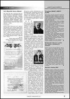 Przegląd Uniwersytecki (Wrocław) R.11 Nr 4 (109) kwiecień 2005