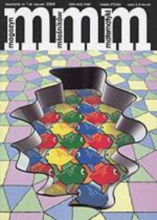 MMM Magazyn Miłośników Matematyki 2004 Nr 1 (6)