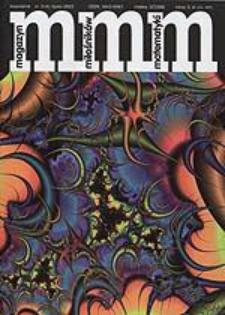 MMM Magazyn Miłośników Matematyki 2003 Nr 3 (4)