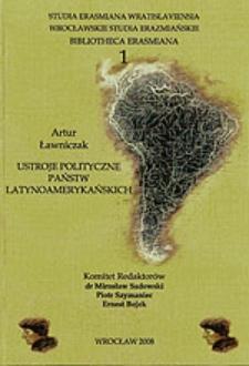 Ustroje polityczne państw latynoamerykańskich