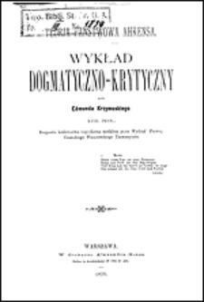 Teorja państwowa Ahrensa : wykład dogmatyczno-krytyczny