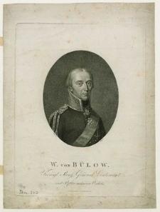 [Dennewitz Bülow Friedrich Wilhelm von]