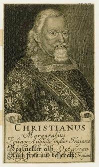[Brandenburg Christian von]