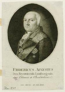 [Braunschweig Friedrich August von]