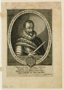 [Brandenburg Johann Georg von]