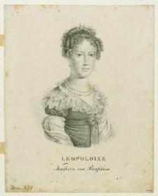 [Österreich Brasilien Maria Leopoldine von]