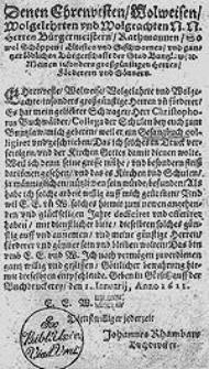 Gesangbuch : Darinnen 700 Geistliche Lieder, Psalmen, Hymni und Gesänge [...].