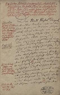 Verschidene historisch-geographische-statistische Nachrichten von der Stadt Wesel in Westphalien aus dem Jahre 1721