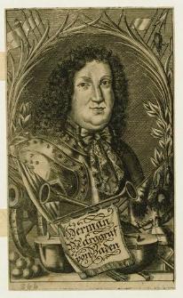 [Baden Hermann von]