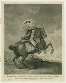 [Brandenburg-Preussen Heinrich von]