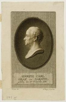 [Carnitz Adolf Carl von]