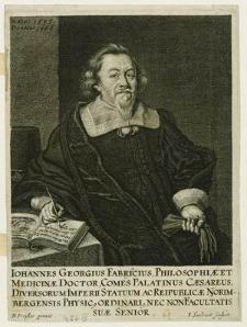 [Fabricius Johann Georg]
