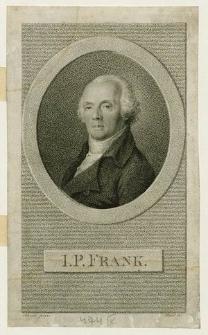 [Frank Johann Peter]