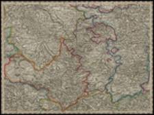 Topographisch-militarischer Atlas von [...] Schlesien [...] Sect. 7