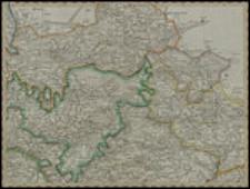 Topographisch-militarischer Atlas von [...] Schlesien [...] Sect. 8