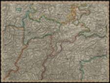 Topographisch-militarischer Atlas von [...] Schlesien [...] Sect. 11
