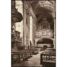 Äußere Kirche (Blick vom Altar aus)