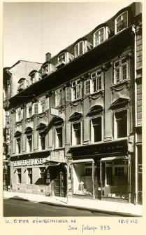 [Wrocław, ul. Ofiar Oświęcimskich 14]