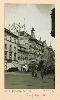 [Wrocław, ul. Romualda Traugutta 14-22/24]