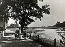 An der Oder bei Wilhelmshafen