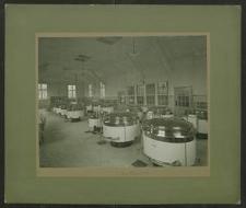 Erweiterung der Hauptküche des Kr. A. (Bau einer Fachwerkbaracke m. Dampfkochanlage)