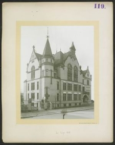 Elisabethgymnasium Hauptansicht