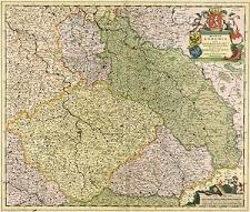 Regnum Bohemia, eique annexae Provinciae, ut Ducatus Silesia, Marchionatus Moravia et Lusatia [...]