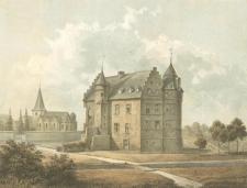 Schloss Nörvenich und Burg Nörvenich nr 843, 844