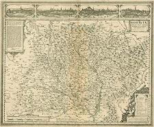 Moraviae nova et post omnes priores accuratissima delineatio
