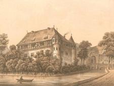 """Schloss Deuna, """"Der Hinterhof"""" nr 908"""
