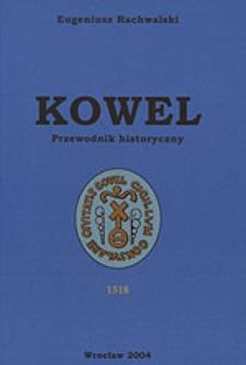 Kowel : przewodnik historyczny