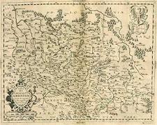Abris der Landschaft Schlesien Sampt den angrentzenden Königreichen und Ländern
