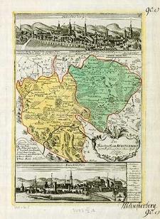 Das Fürstenthum Münsterberg zum Bresslauischen Ober-Amt gehörig