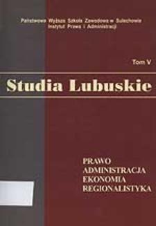 Geneza, rozwój i nauka prawa administracyjnego w Polsce
