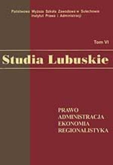 Zarządzenie zastępcze wojewody w polskim ustawodawstwie