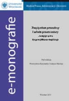 Koncepcja pozytywizmu prawniczego i iusnaturalizmu w ujęciu Gustawa Radbrucha